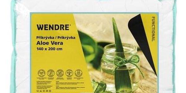 Wendre přikrývka Aloe Vera, 140 x 200 cm3