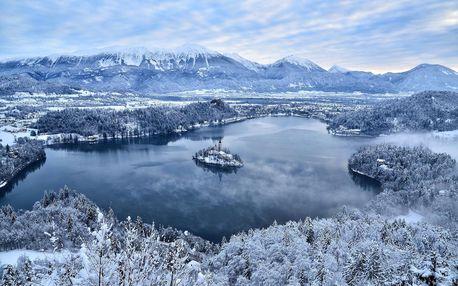 5-6denní Slovinsko se skipasem | Hotel Krim*** | Polopenze, Wellness a skipas v ceně