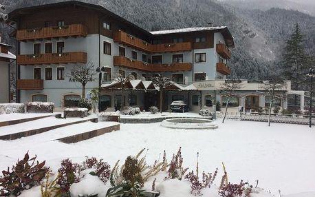 4-8denní Paganella se skipasem | Hotel Ariston – Molveno*** | Ubytování, Polopenze a skipas