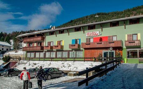 4-8denní Folgaria se skipasem | Hotel Village Nevada*** | Ubytování, Polopenze a skipas
