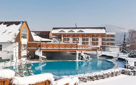 4denní Slovinsko se skipasem | Hotel Atrij**** | Polopenze, Wellness a skipas v ceně