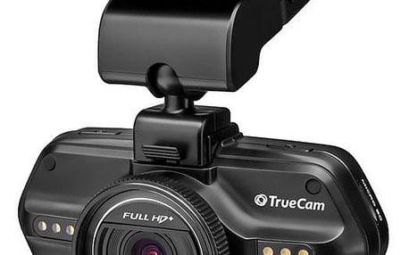 Autokamera TrueCam A7S černá