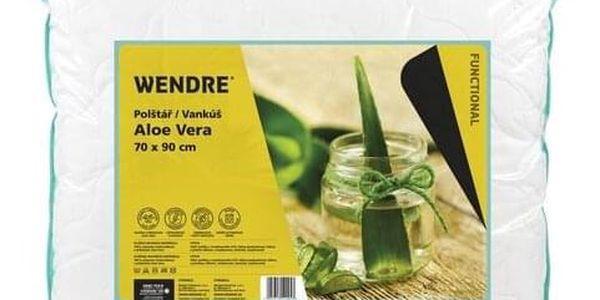 Wendre polštář Aloe Vera, 70 x 90 cm2