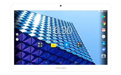 Dotykový tablet Archos Access 101 3G 16 GB stříbrný/bílý (503534)