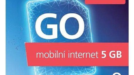 O2 GO mobilní internet (SMALLGO.OV5GB)