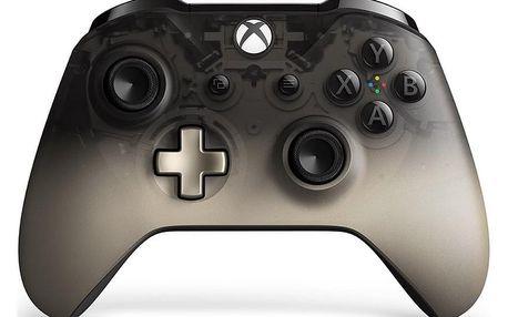 Gamepad Microsoft Xbox One Wireless - Special Edition Phantom Black (WL3-00101)