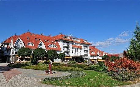 Maďarsko - Zalakaros na 3-8 dnů, polopenze