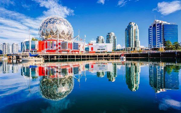 Západní Kanada - cesta divokou kanadskou přírodou, letecky, snídaně v ceně4