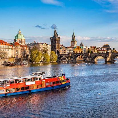 Pohádkový pobyt v Praze v nově zrekonstruovaném hotelu - dlouhá platnost poukazu