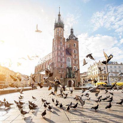 Krakov, město plné pokladů - dlouhá platnost poukazu
