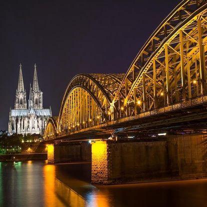 Populární metropole Kolín nad Rýnem & wellness - dlouhá platnost poukazu