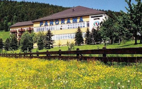 Relax v Krušných Horách s bazénem & saunou - dlouhá platnost poukazu