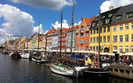 Designový hotel v krásné Kodani za TOP cenu - bez stravy - dlouhá platnost poukazu