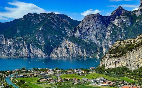 Trentino: wellness dovolená mezi Dolomity a jezerem Lago di Garda - dlouhá platnost poukazu