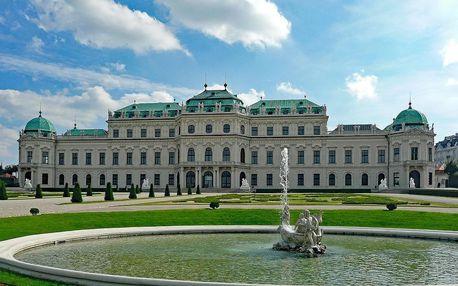 Okouzlující pobyt pro dva ve Vídni - dlouhá platnost poukazu