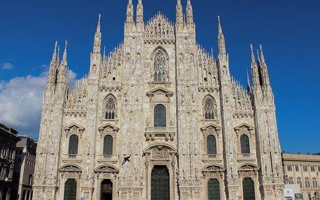 Miláno: výlet do pulsujícího města módy a pravé italské zmrzliny - dlouhá platnost poukazu