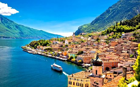 Prvotřídní wellness a relaxace nedaleko jezera Lago di Garda + POLOPENZE - dlouhá platnost poukazu