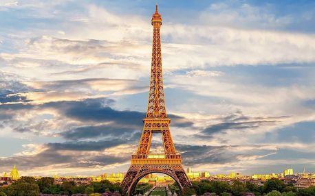Paříž: nádherný víkend pro 2 plný romantiky - dlouhá platnost poukazu