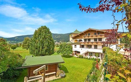 Romantika & wellness v kouzelném alpském hotelu - dlouhá platnost poukazu