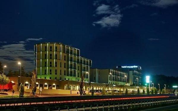 Moderní hotel nedaleko Milána se 100% hodnocením 3 dny / 2 noci, 2 os., snídaně2