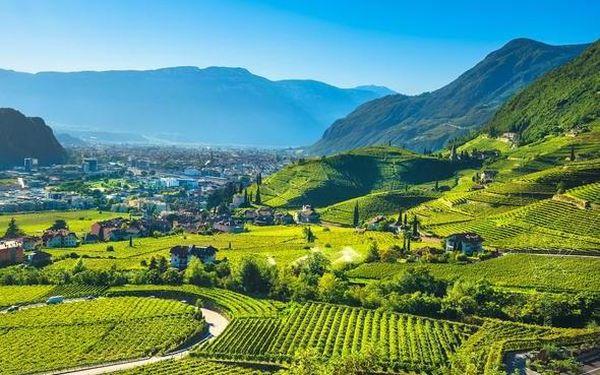 Trentino: wellness dovolená mezi Dolomity a jezerem Lago di Garda 3 dny / 2 noci, 2 os., snídaně2