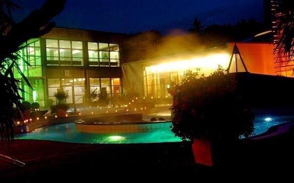 Skvělý wellness v bavorských termálních lázních včetně sauny 3 dny / 2 noci, 2 os., snídaně2