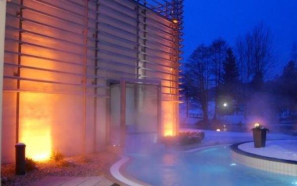 Skvělý wellness v bavorských termálních lázních včetně sauny 3 dny / 2 noci, 2 os., snídaně3