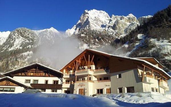 Wellness & relaxace pro celou rodinu v Jižním Tyrolsku 3 dny / 2 noci, 2 os., snídaně4