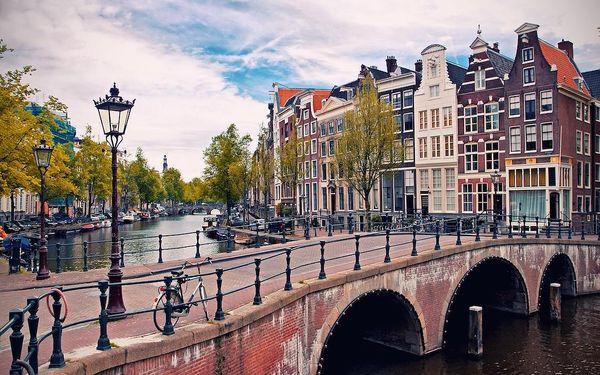 Objevte fantastický Amsterdam - dlouhá platnost poukazu
