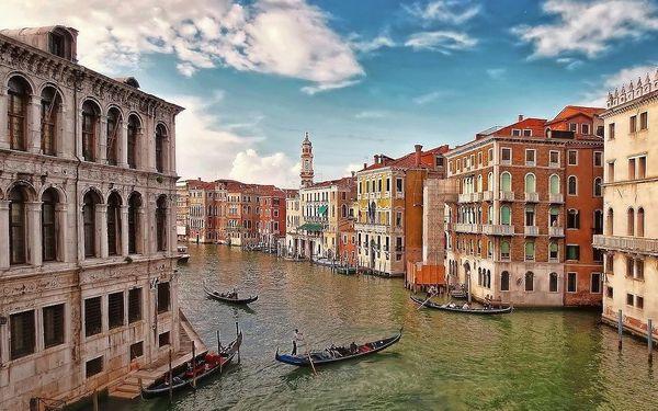 Sladký život v Benátkách - dlouhá platnost poukazu