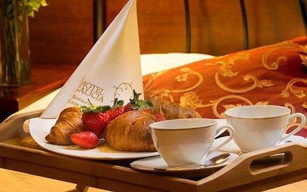 Krakov, město plné pokladů 3 dny / 2 noci, 2 os., snídaně + 1 večeře3