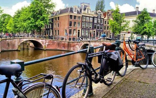 Objevte fantastický Amsterdam 3 dny / 2 noci, 2 os., snídaně5