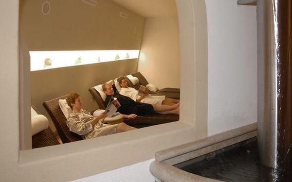 Romantika & wellness v kouzelném alpském hotelu 3 dny / 2 noci, 2 os., snídaně3