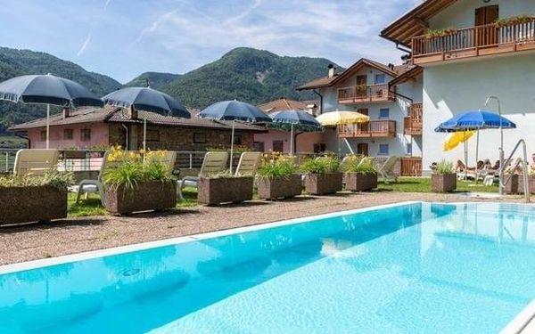 Trentino: wellness dovolená mezi Dolomity a jezerem Lago di Garda 3 dny / 2 noci, 2 os., snídaně3
