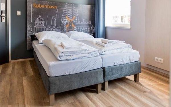 Designový hotel v krásné Kodani za TOP cenu 3 dny / 2 noci, 2 os., snídaně4