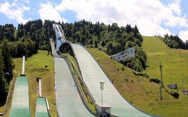 Alpy & Garmisch-Partenkirchen: lyžování, wellness vč. POLOPENZE 3 dny / 2 noci, 2 os., polopenze5