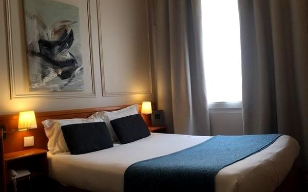 Kouzelný víkend v Paříži v hotelu se skvělou polohou 3 dny / 2 noci, 2 os., snídaně2