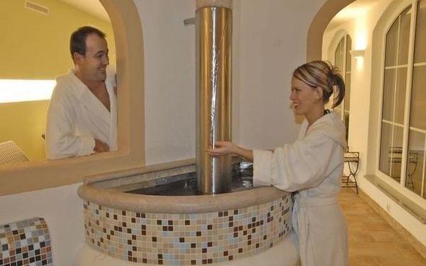 Romantika & wellness v kouzelném alpském hotelu 3 dny / 2 noci, 2 os., snídaně4