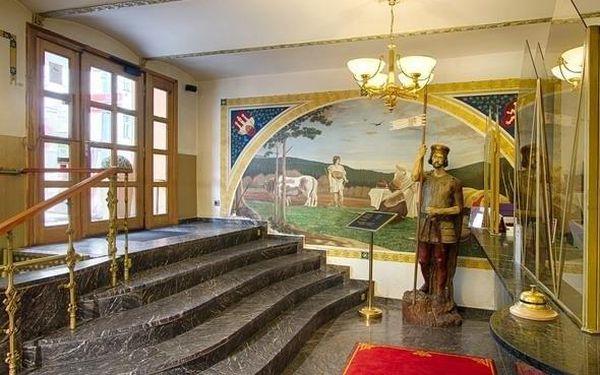 Romantický pobyt pro 2 v elegantním hotelu v centru Prahy 3 dny / 2 noci, 2 os., snídaně5