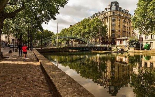 Paříž: nádherný víkend pro 2 plný romantiky & plavba po Seině 3 dny / 2 noci, 2 os., snídaně4