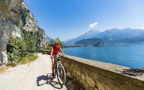 Trentino: wellness dovolená mezi Dolomity a jezerem Lago di Garda 3 dny / 2 noci, 2 os., snídaně5