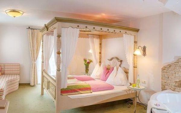 Romantika & wellness v kouzelném alpském hotelu 3 dny / 2 noci, 2 os., snídaně5