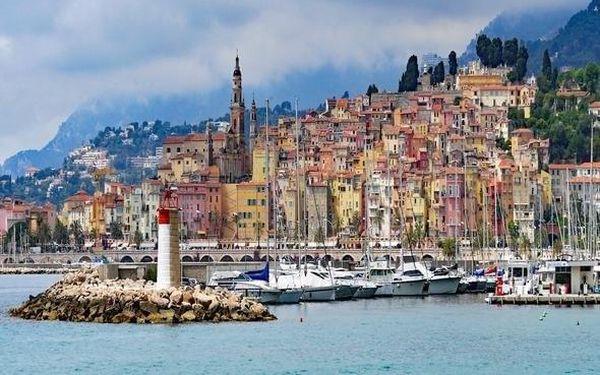 Léto v Nice na Azurovém pobřeží 3 dny / 2 noci, 2 os., snídaně5