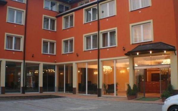 Skvělý pobyt v romantickém Krakově 3 dny / 2 noci, 2 os., snídaně5