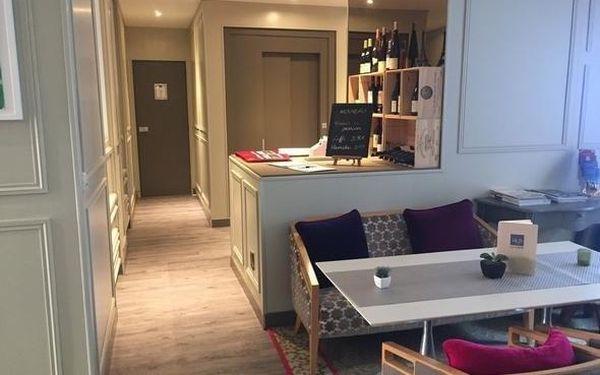 Kouzelný víkend v Paříži v hotelu se skvělou polohou 3 dny / 2 noci, 2 os., snídaně5