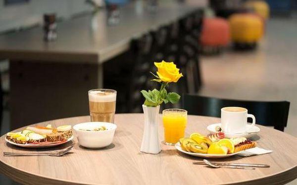 Vzrušující pobyt ve Varšavě ve zbrusu novém A&O Hotelu 3 dny / 2 noci, 2 os., snídaně5