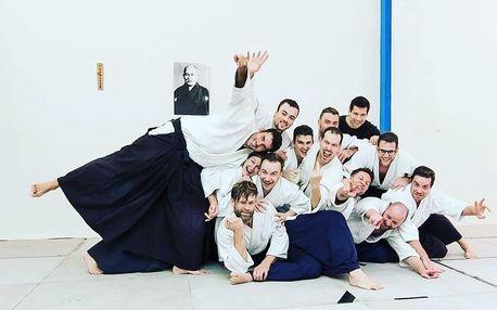 Kurz Aikida - bojové umění pro každého na 1 nebo 3 měsíce