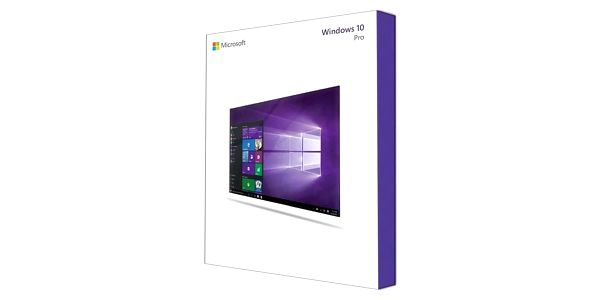 Operační systém Microsoft Windows 10 Pro 64-Bit CZ DVD OEM (FQC-08926)