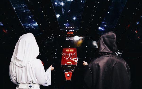 Úniková hra Star Wars - nová verze2