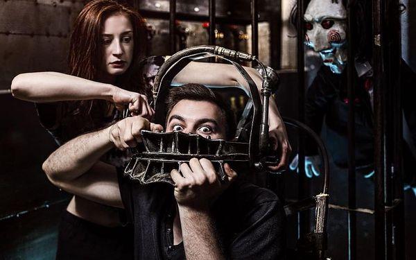 Úniková hra horor Saw2